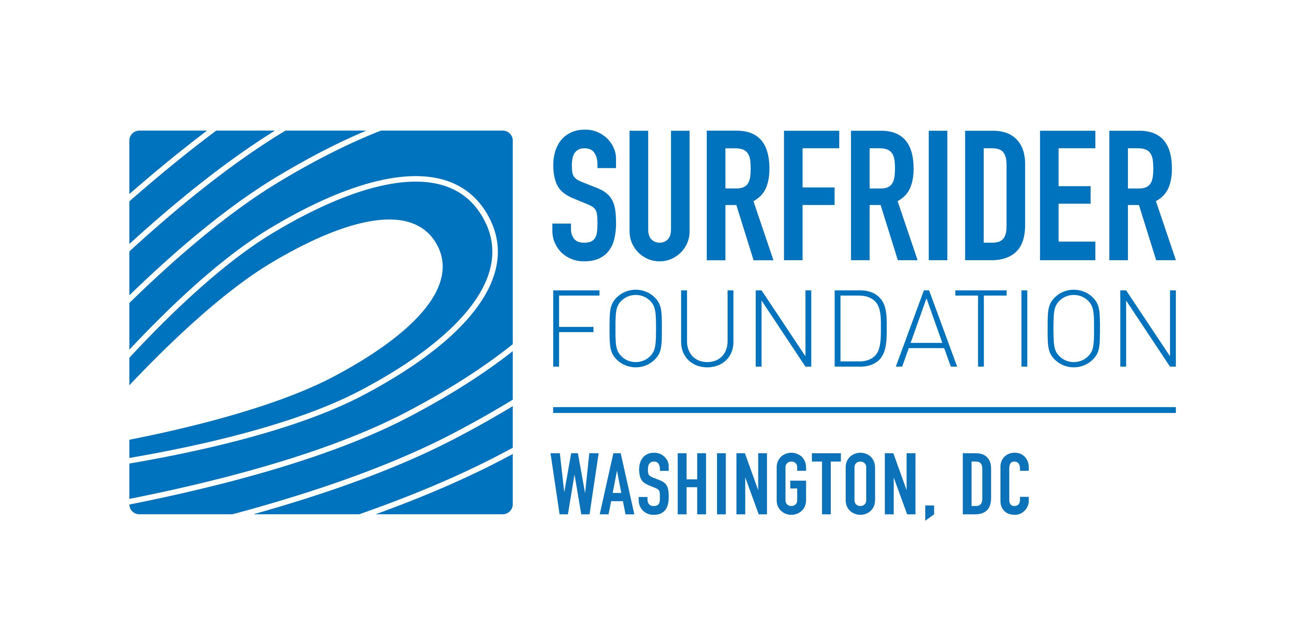 Surfrider - DC Chapter Logo