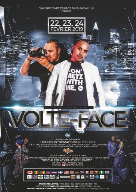 VOLTE-FACE AFFICHE