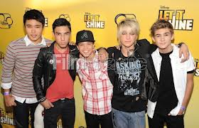 IM5 Featured on DISNEY'S LET IT SHINE Soundtrack