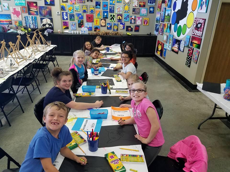 Kudos Art Camp