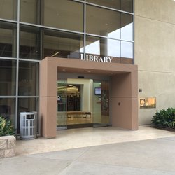 CHINO HILLS LIBRARY ENTRANCE