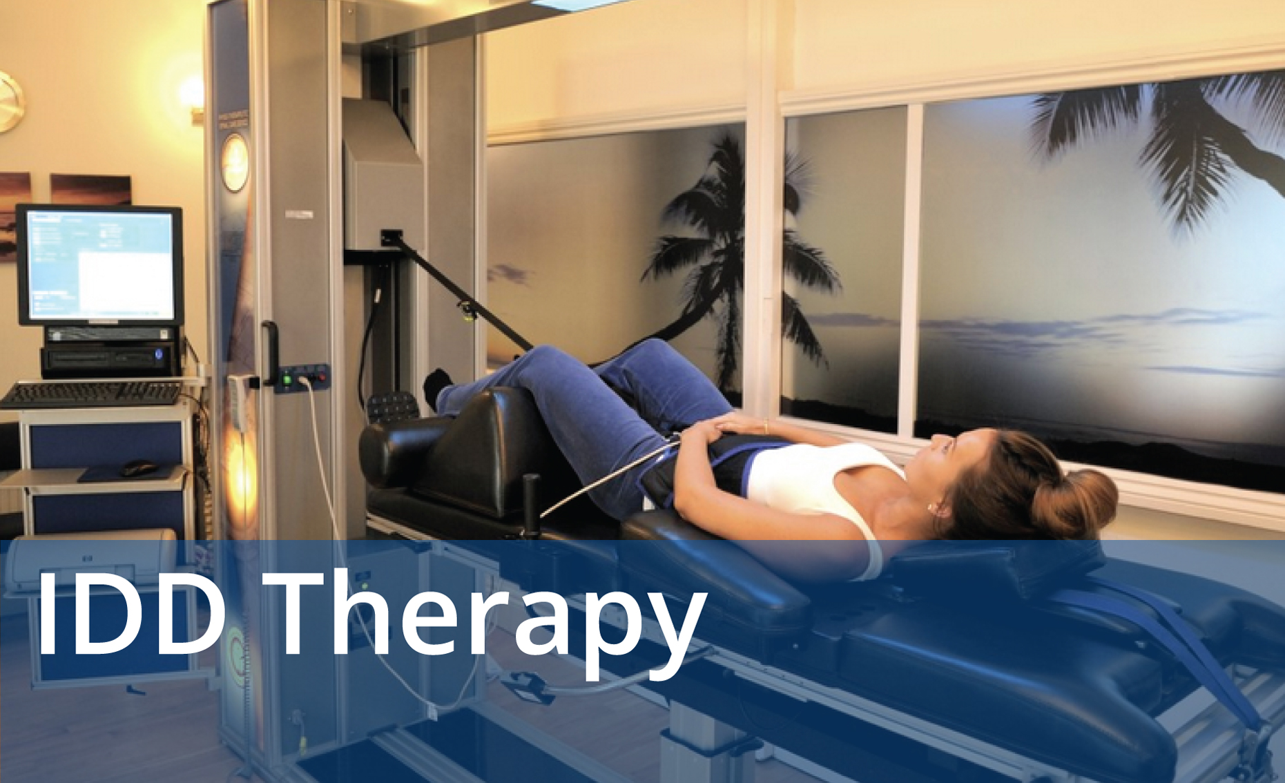 WOMAN - IDD THERAPY