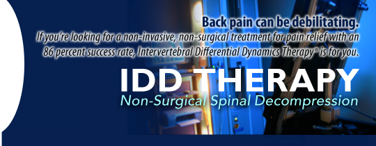 IDD THERAPY - DEFINED