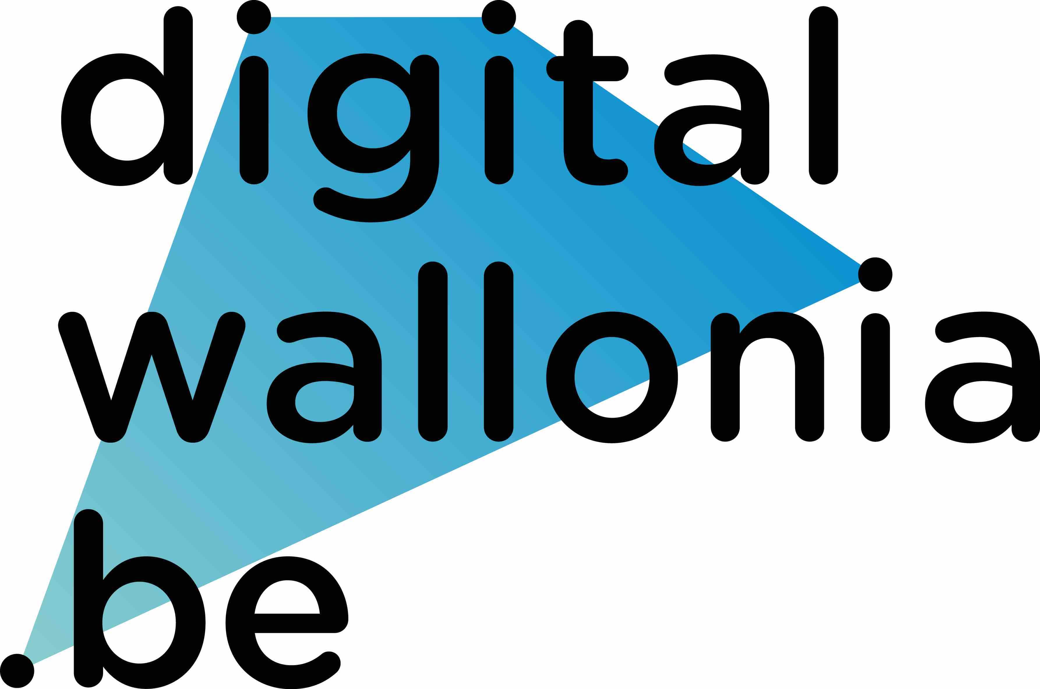 Logo Digital Wallonia