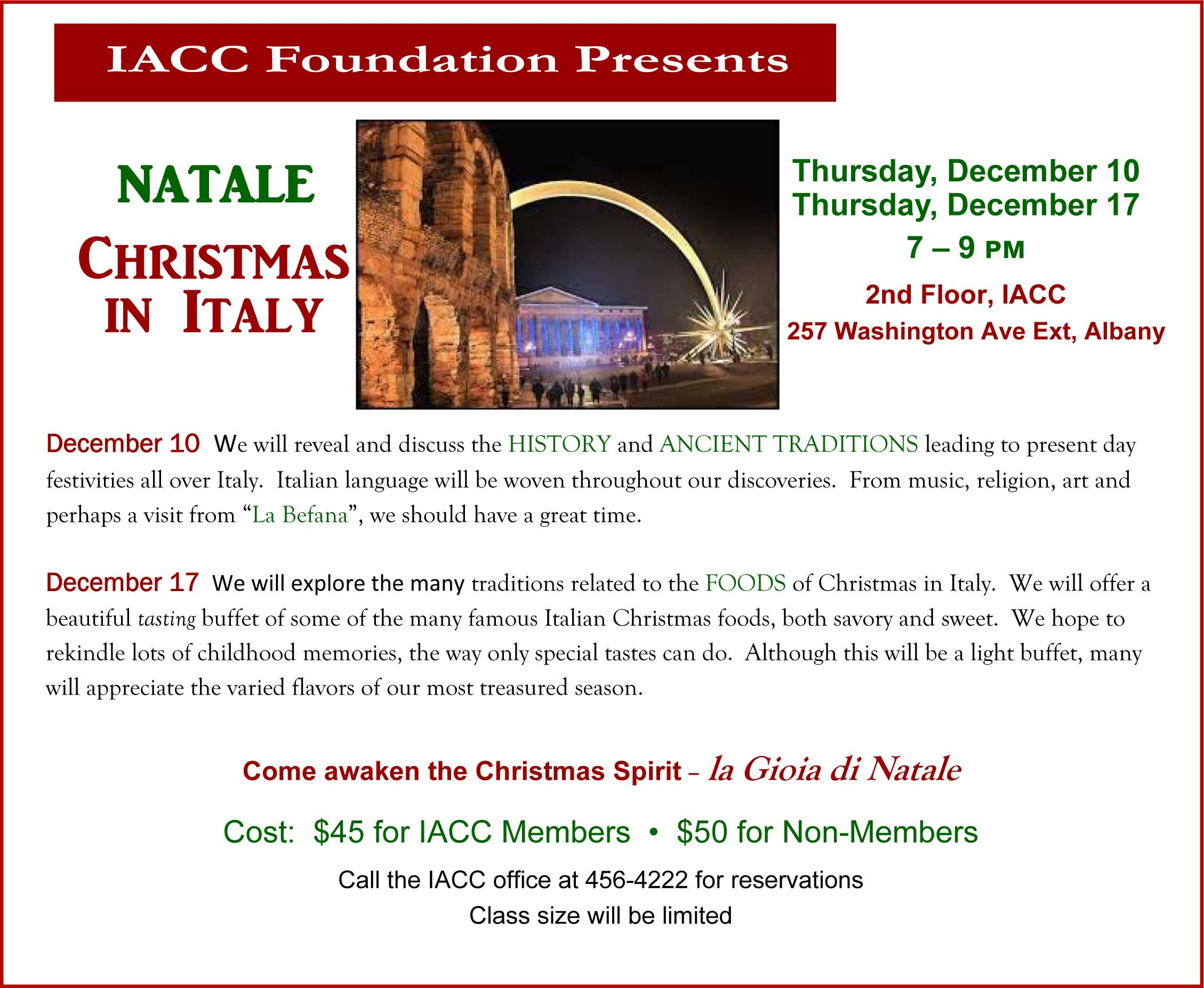 Natale: Christmas In Italy