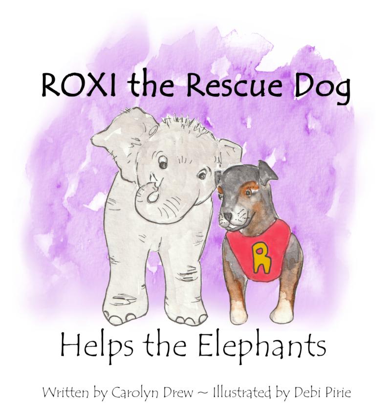Roxi Elephant Book