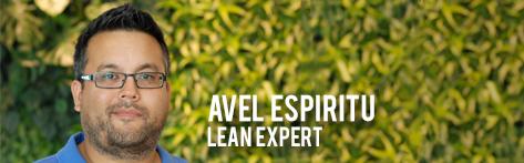 Avel Espiritu, Lean Expert