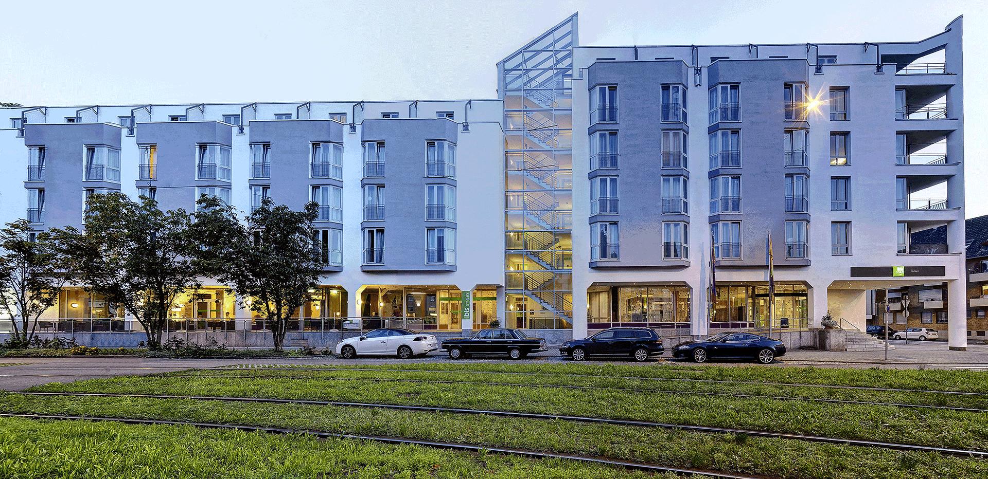 IBIS Styles Hotel Stuttgart Festival Bachata