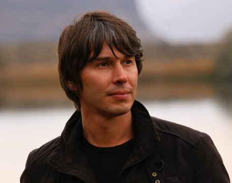 A photo of Professor Brian Cox OBE