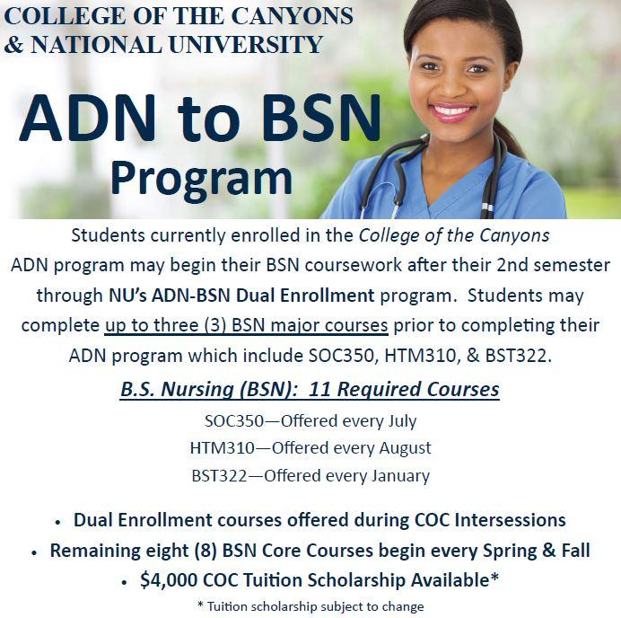 BSN Program Info Session