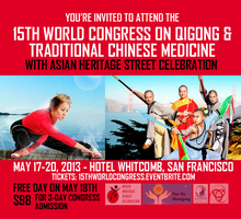 15th World Congress on Qigong & Traditional Chinese...