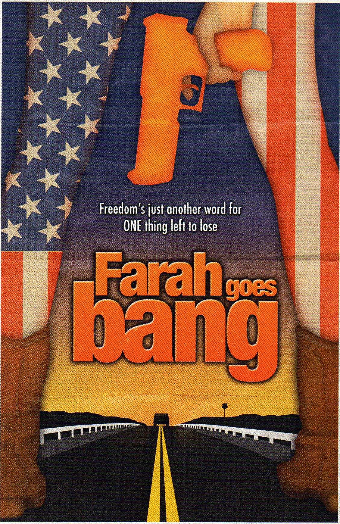 Farah Poster