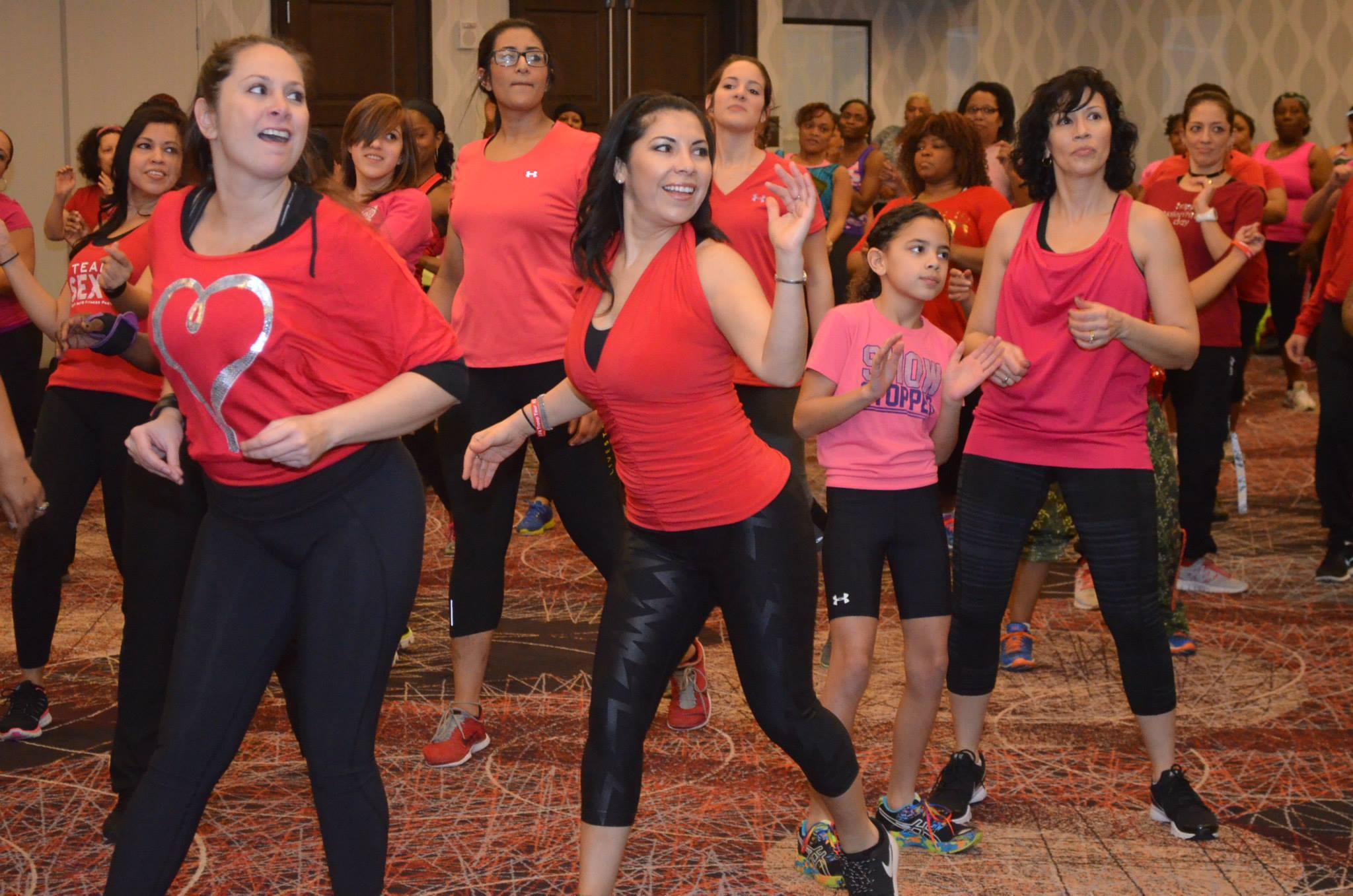 hips fitness valentines zumba dahrio wonder