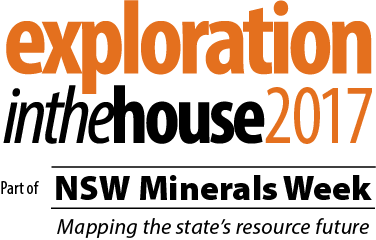 Exploration in the House Minerals Week 2017 logo