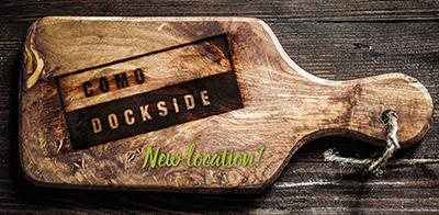 New Location - Como Dockside