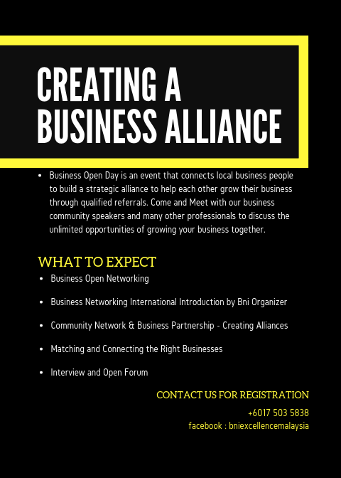 what is business network