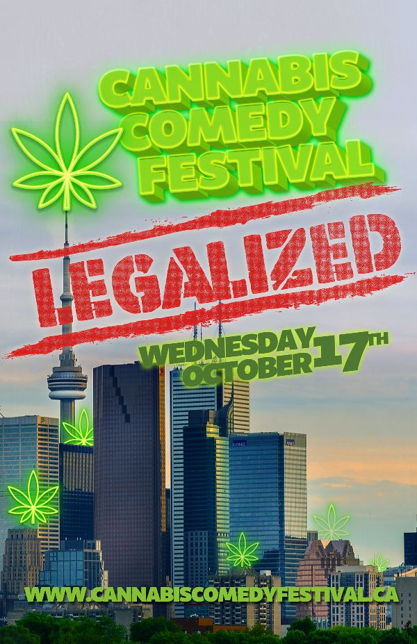 Cannabis Oct 17th
