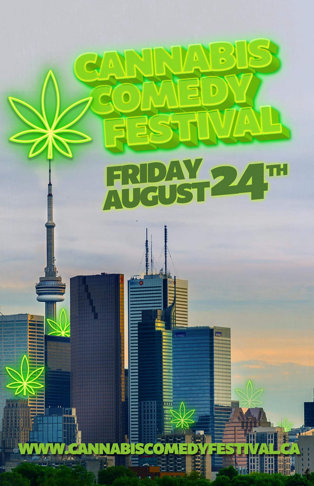 Cannabis Comedy Festival