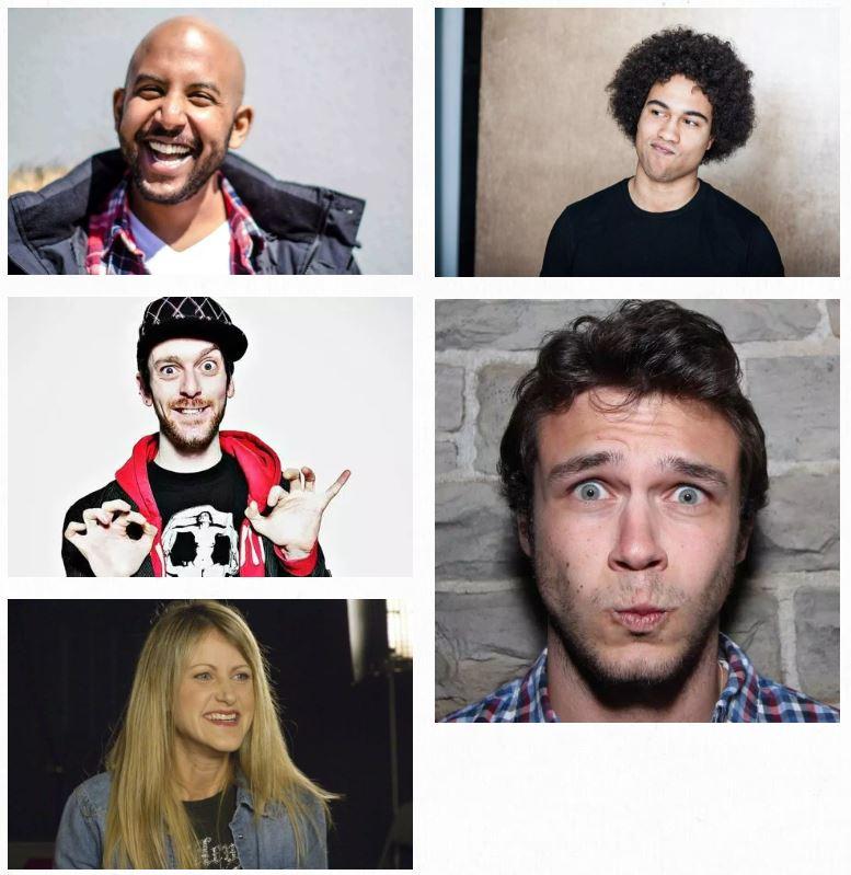 Cannabis  Comedians