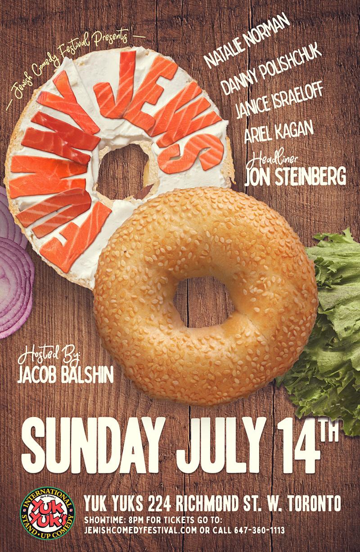 Toronto Jewish Comedy Festival