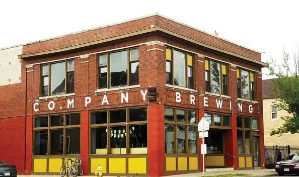 Company Brewing Exterior