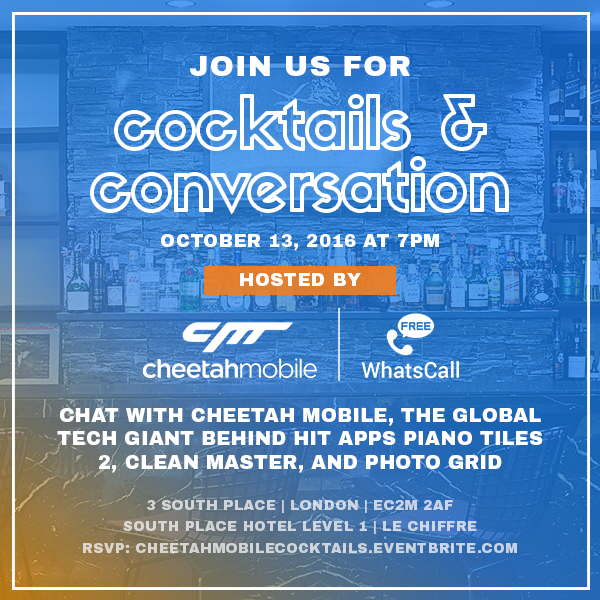 Cheetah Mobile Networking Party