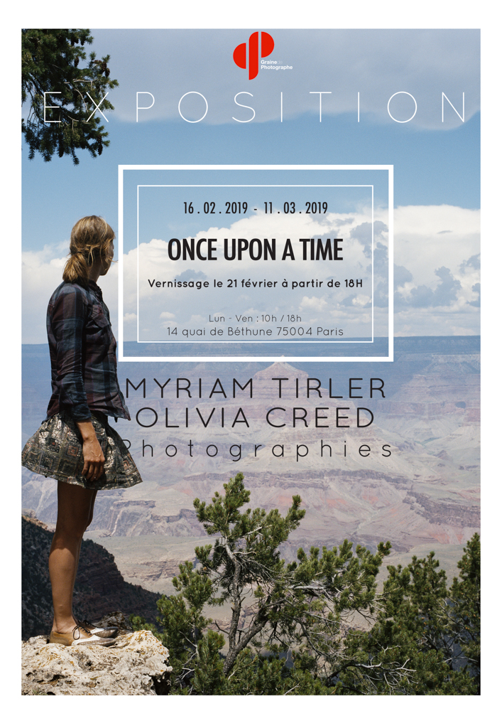Exposition – Once Upon a Time par les photographes Myriam Tirler et Olivia Creed