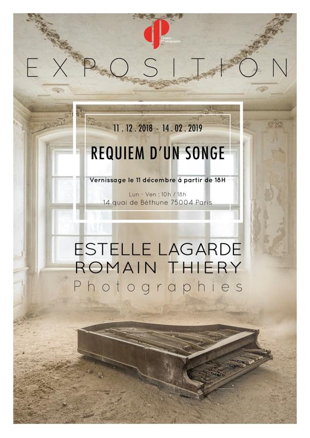 Requiem d'un songe Estelle Lagarde et Romain Thiery