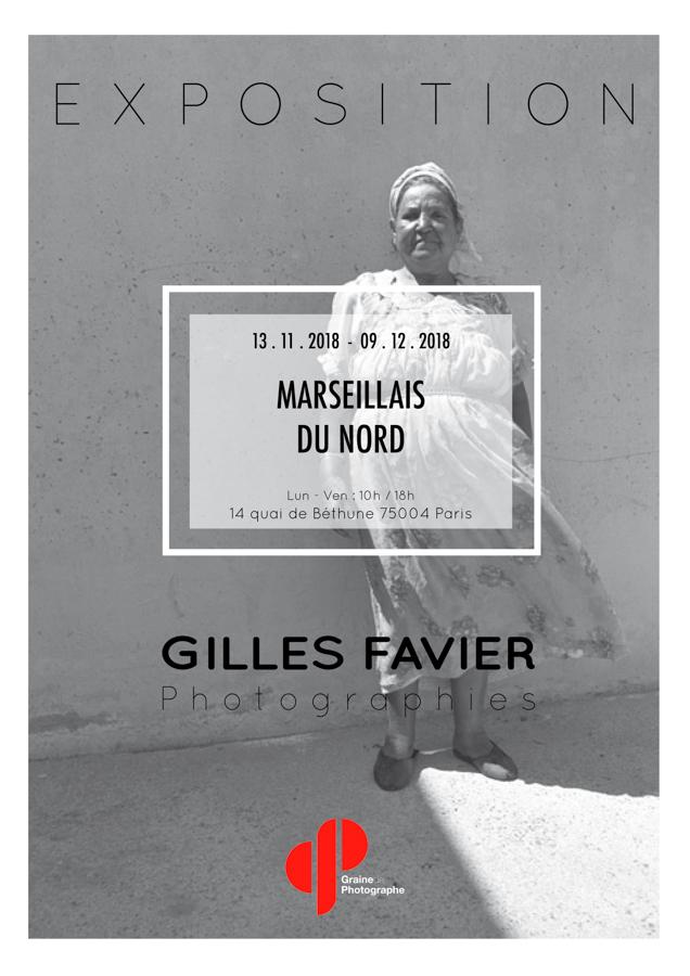 Exposition – Au coeur des quartiers nord de Marseille avec le photographe Gilles Favier