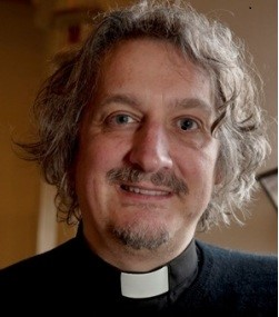 Photo of Nick Henshall, Dean of Chelmsford Cathedral