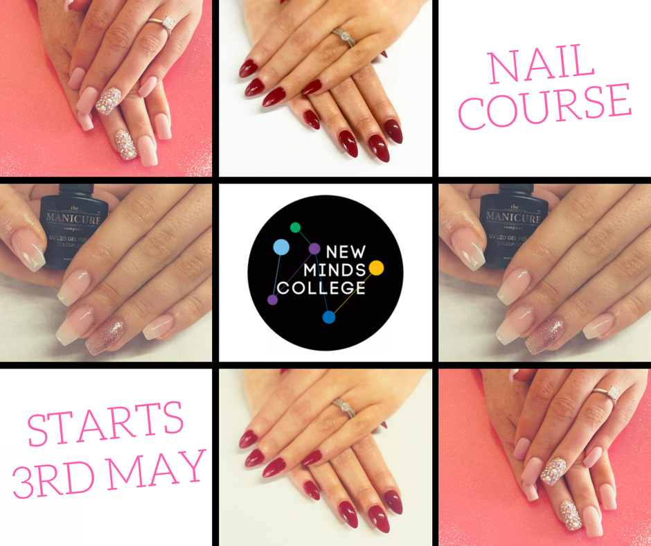 Nail Art Courses: 6 Weeks Gel Nail Technician Course Registration, Wed, 3