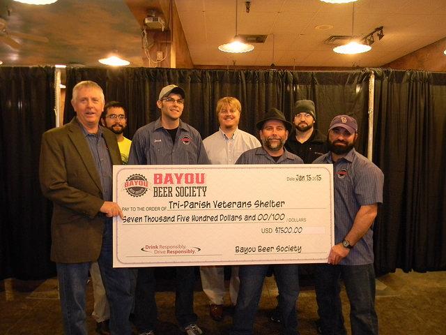 The Bayou Beer Society