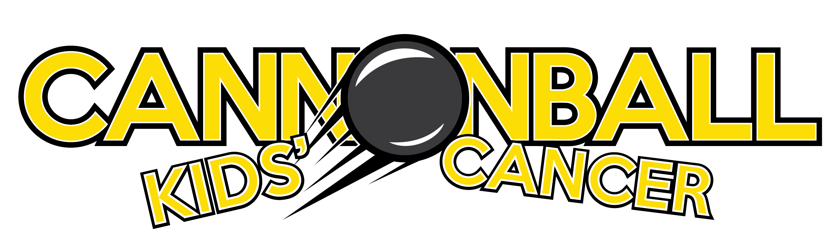 Cannonball Kid's Cancer Logo