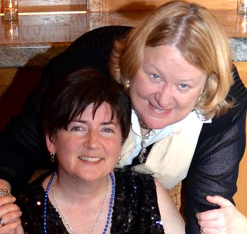 Dr. Betty Sullivan & Jennifer L. Viegas