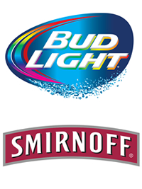 Budweiser, Smirnoff
