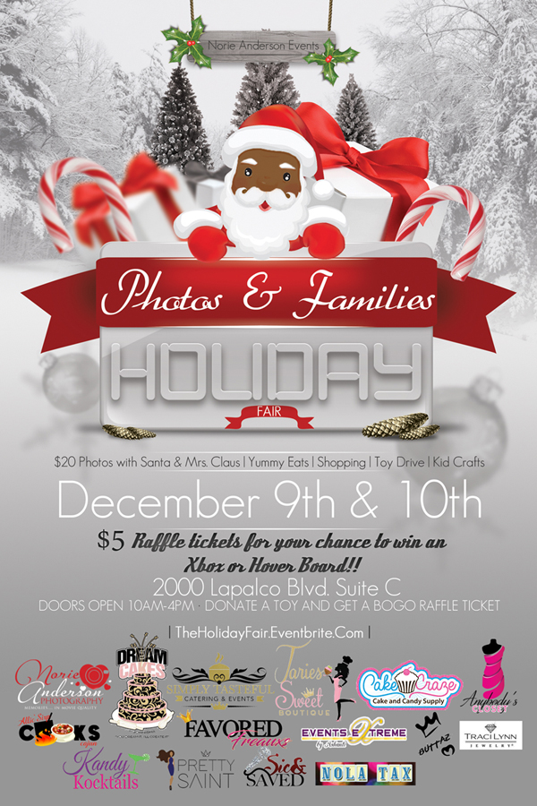 Photos With Santa Flyer