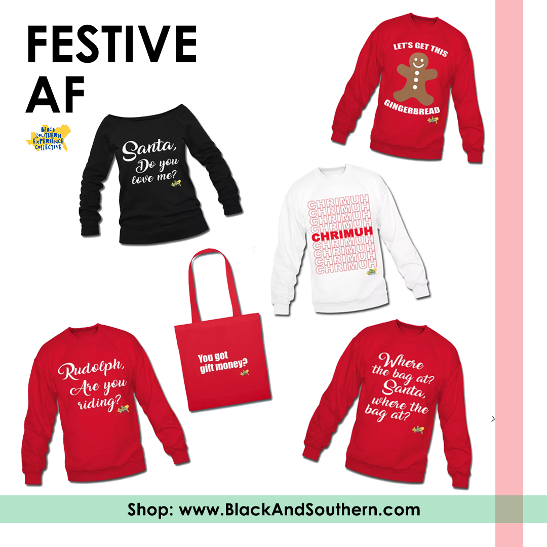 Shop new holiday sweatshirts, mugs, aprons and bags now!