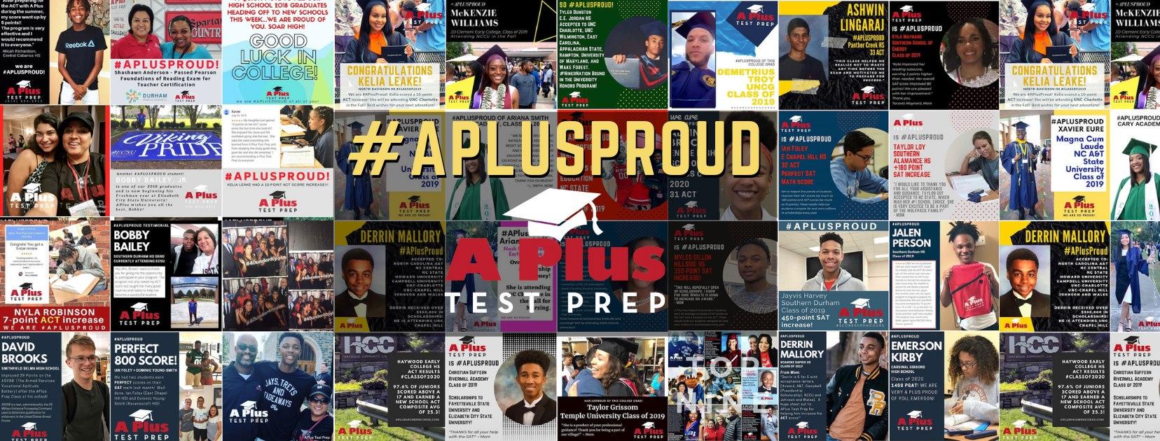 #scoresopendoors APlus Test Prep
