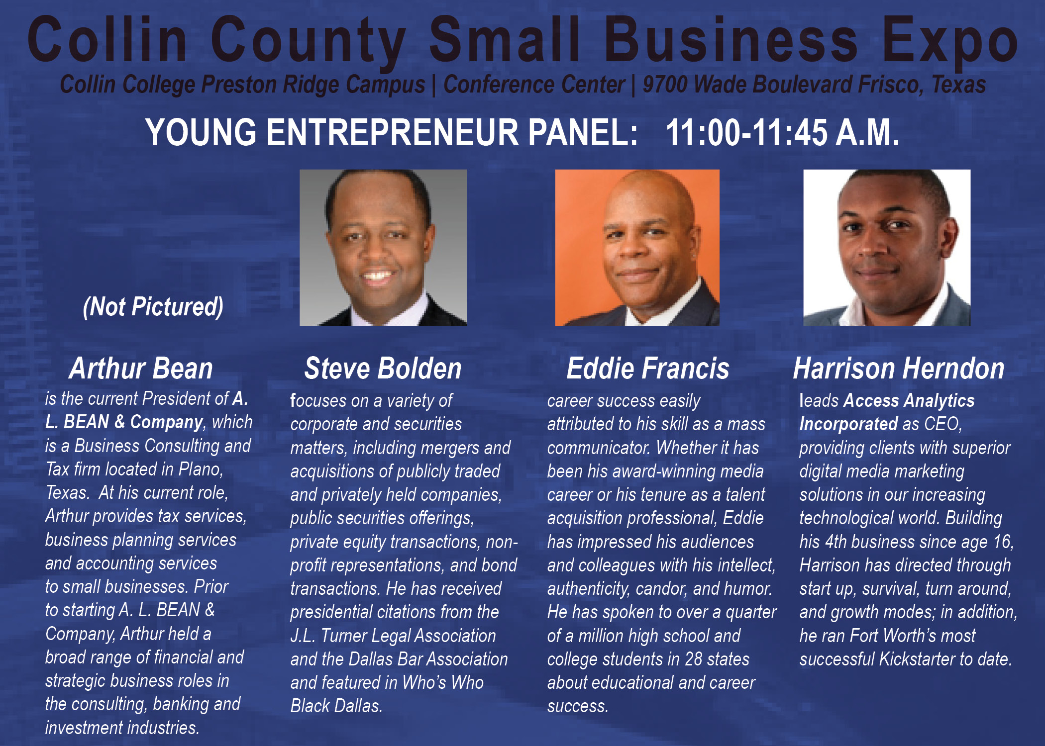 Young Entrepreneur Panel