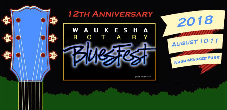 Rotary Bluesfest Banner
