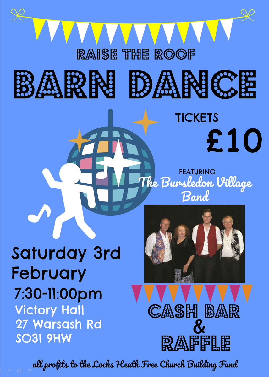 Barn Dance Flyer