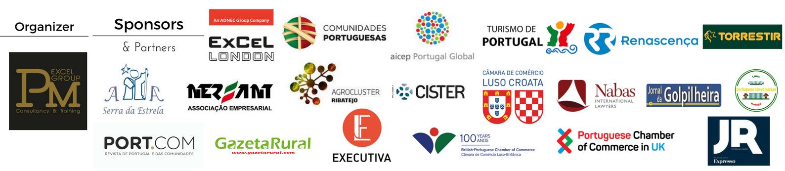 Logos Event Organizer, Sponsors & Partners