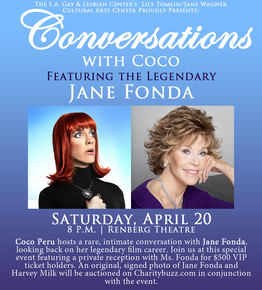 Conversations with Coco and Jane Fonda