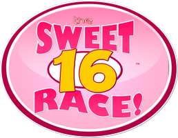 Cashunt Presents: The Sweet 16 Race!