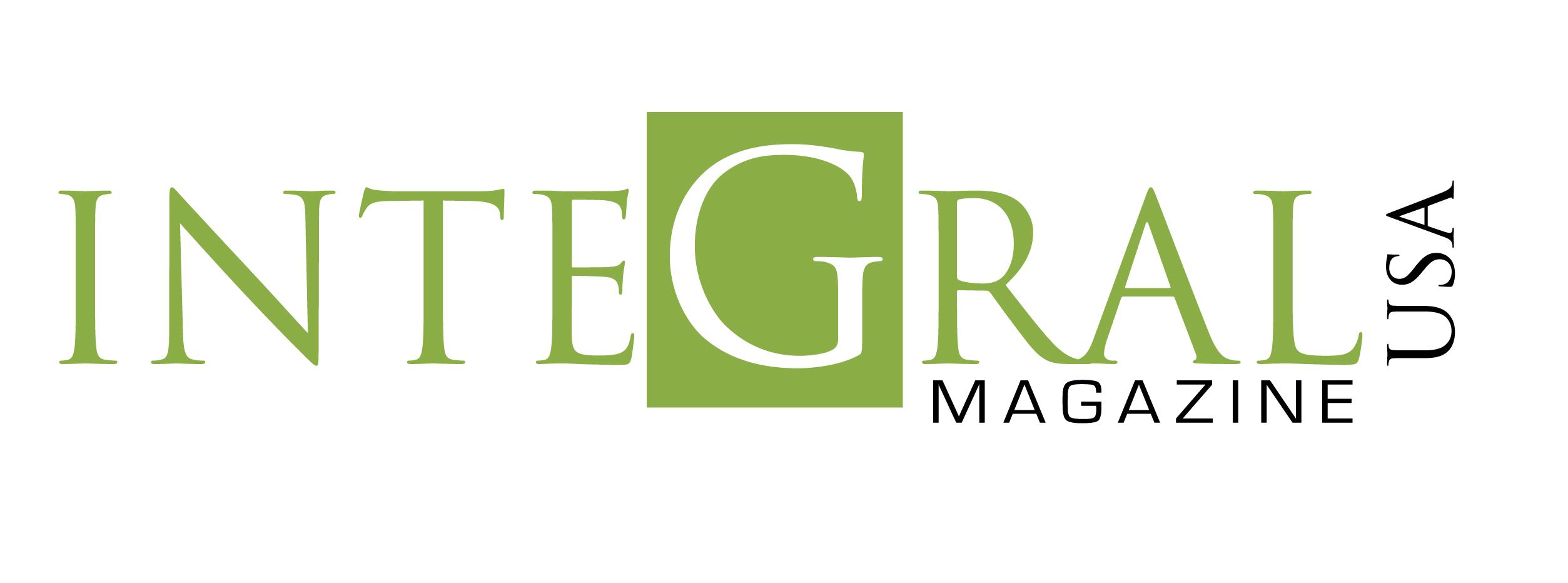 Integral USA Magazine logo