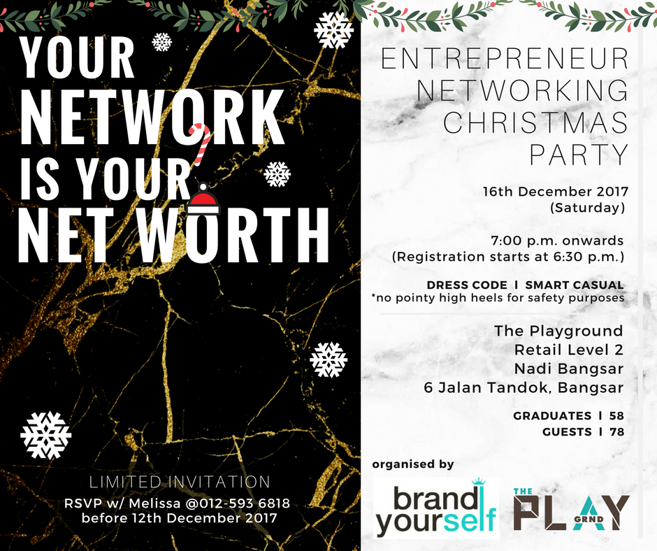 Entrepreneur Networking Christmas Party