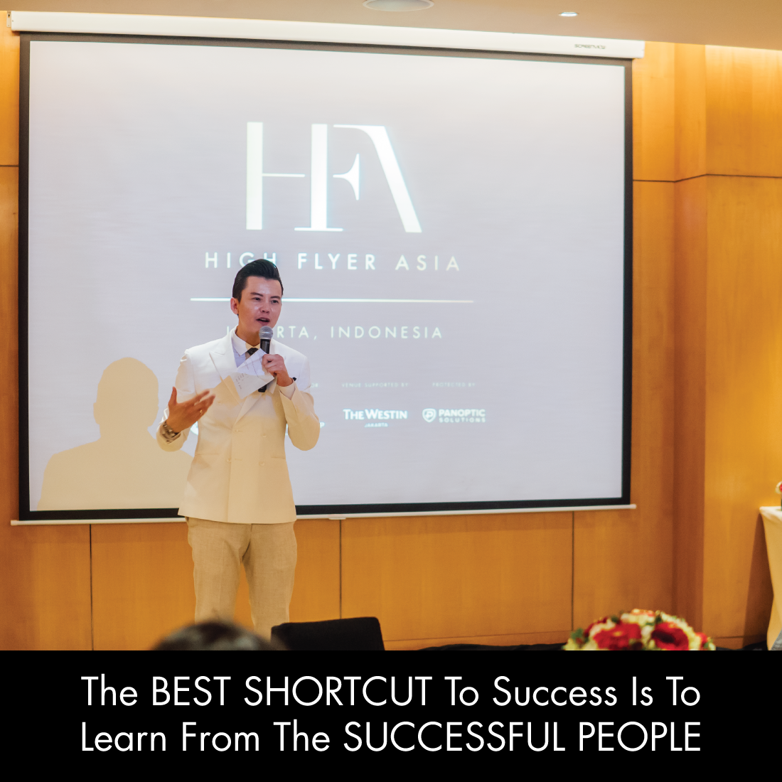 The Best Shortcut To Success is To Learn From The Successful People