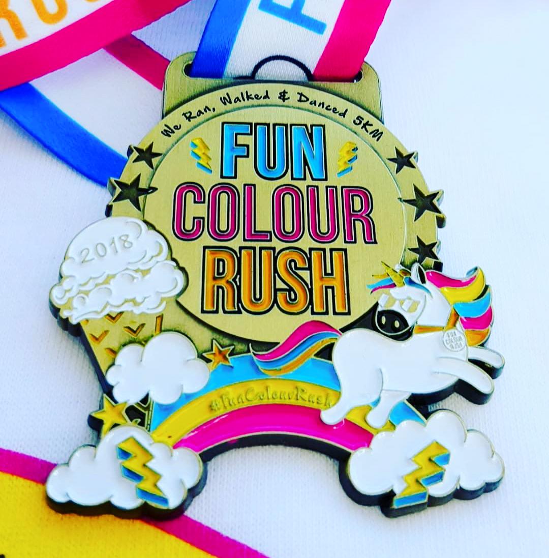 Reading Fun Colour Rush 2018 Tickets, Sun, 12 Aug 2018 at 09:30 ...