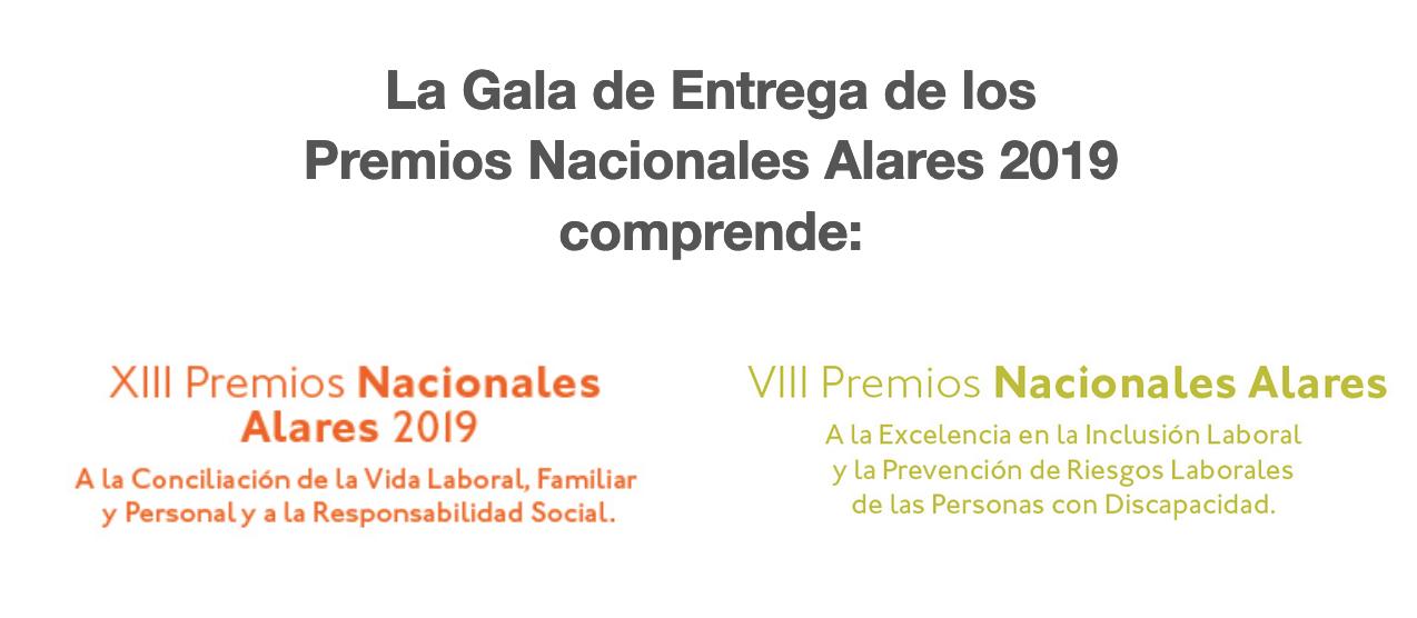Premios Alares 2019