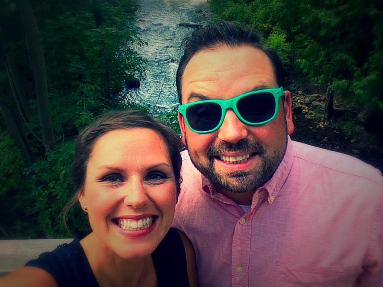 Jeff and Tara